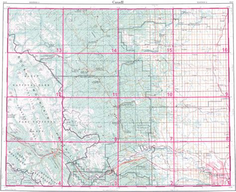 canadian map with coordinates canadamapsales 082o calgary