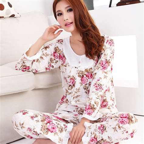 Pajamas Floral Lace Suspenders Spandex Baju Tidur buy wholesale nightwear from china nightwear wholesalers aliexpress