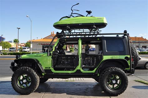 customized 4 door jeep 2010 jeep wrangler 4 door custom suv 108657
