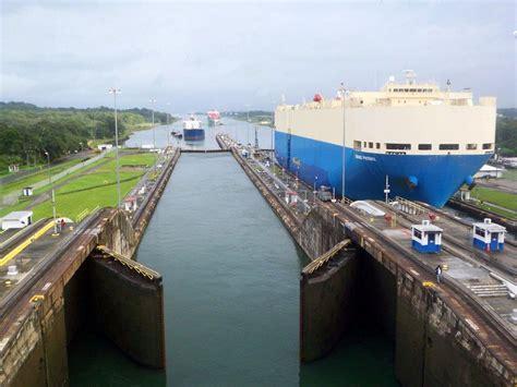 Photo Panama Canal by Panama Canal Open Locks Free Up Trade Automotive Logistics