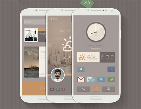 mobile ui themes amazing mobile ui exles for inspiration ewebdesign