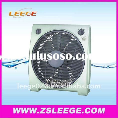 metal blade box fan 18 inch box fan metal blade for sale price china
