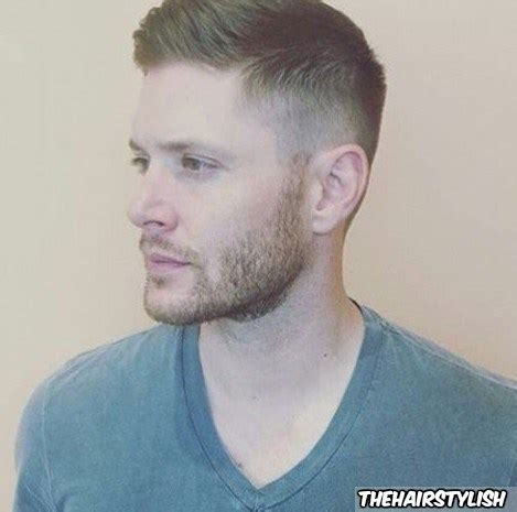jensen ackles haircut jensen ackles haircut dean winchester hair men s