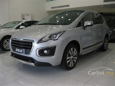 peugeot suv 2014 peugeot 3008 2014 1 6 in selangor automatic suv white for