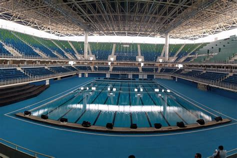 olympic venues behind the scenes of the rio olympics stadiums an
