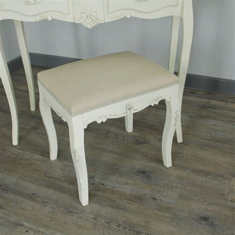 Wooden Dressing Table Stool by Wooden Dressing Table Set Mirror Stool Shabby Chic Vanity Bedroom Ebay