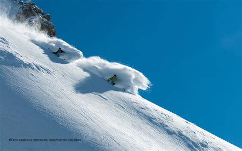 wallpaper powder powder skiing wallpaper 291590