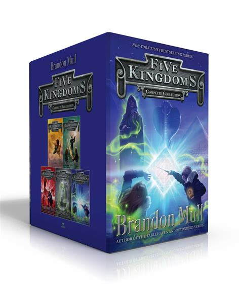 Brandon Mull Official Publisher Page five kingdoms complete collection book by brandon mull official publisher page simon