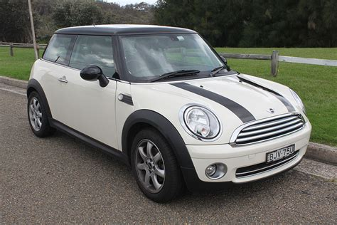 Mini Mini 1 what would you consider to be the average cars for a