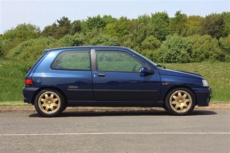old renault clio renault clio williams classic car review honest john