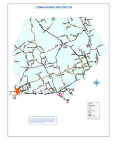 map of burnet county report littering in review ebooks