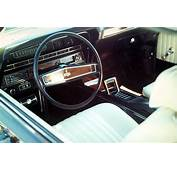 1969 Chevrolet Impala SS Pictures Interior