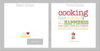 cookbook cover template free free cookbook templates playbestonlinegames