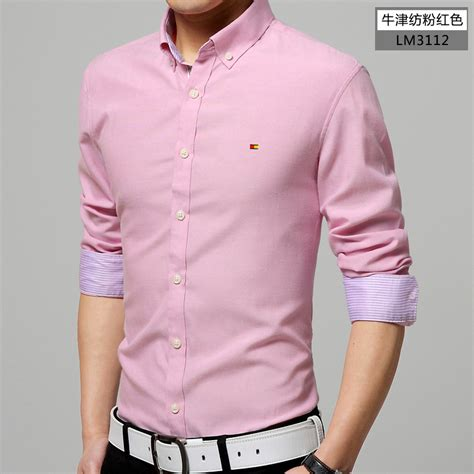 Watchout Casual T Shirt Merah pink color shirt is shirt