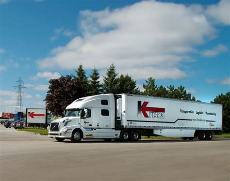 volvo canada trucks kriska wins volvo safety award truck news