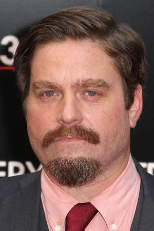 hangover actor with beard zach galifianakis george clooney mad bad facial hair