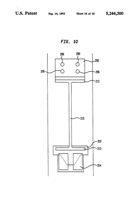 vertical cross section of a cone patent us5244300 structural connector approximating a
