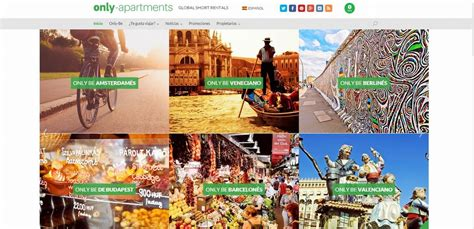 onlybefrom nuevo concepto de viajes only apartments