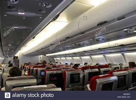 interior passenger cabin atlantic airbus a340 600