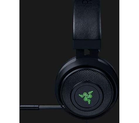 Razer Kraken V2 7 1 Gaming Headset razer kraken v2 7 1 gaming headset black deals pc world