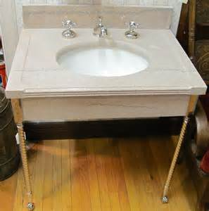 Utility Pedestal Anitique Wall Hung Sink