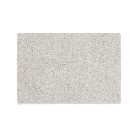 crate and barrel shag rug 8x10 white shag rug crate and barrel