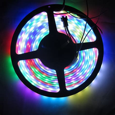 Best Led Light Strips Best Price 5m Dc12v Ws2811ic 5050 Rgb Smd Addressable Ws2811 Led Pixels In Led Strips From