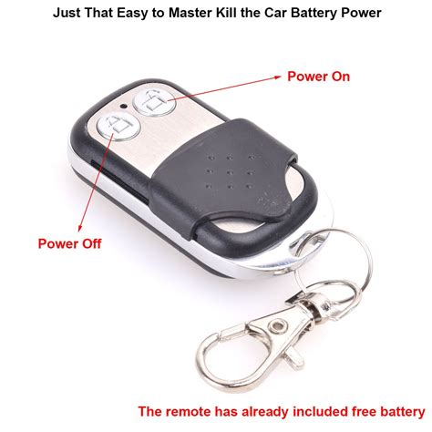 Car Kill Switch With Remote   Upcomingcarshq.com