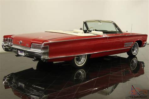 1966 chrysler 300 convertible 1966 chrysler 300 convertible 383ci v8 325 hp automatic