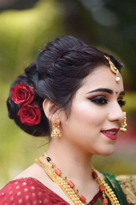 ambada latest hair style indian marathi bridal hairstyle fade haircut