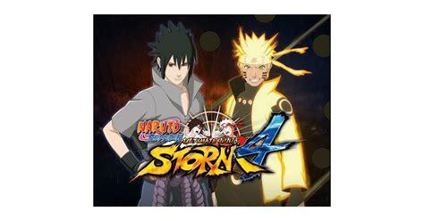 film naruto ultimate ninja storm 4 naruto ultimate ninja storm 4 la jaquette ps4