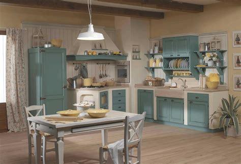cucina country verde cucine colore verde salvia decora la tua vita