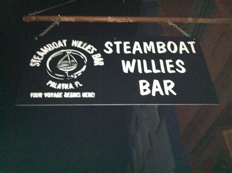 steamboat nightlife steamboat willie s reviews palatka fl united states
