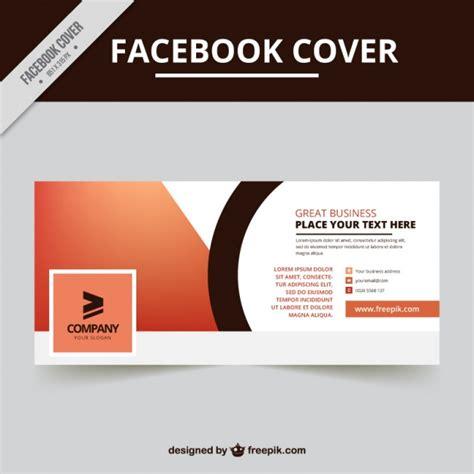 design cover facebook online geometric facebook cover design vector free download