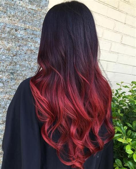 red and blonde hombre pics 60 best ombre hair color ideas for blond brown red and