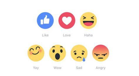 fb reacts facebook to start testing reaction emoji but no dislike