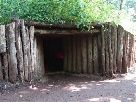 cherokee indian houses cherokee winter house picture of oconaluftee indian village cherokee tripadvisor