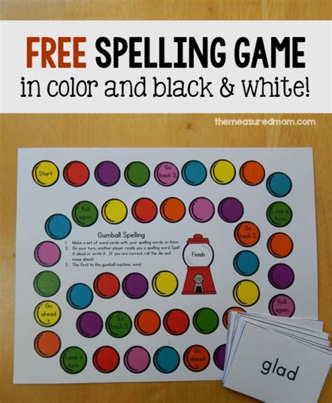 printable games to play with spelling words 106 best images about spelling games on pinterest