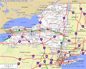Map Of Ohio And New York by Photo Junction New York Road Map Photos
