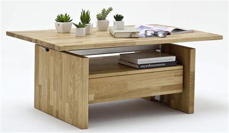 couchtisch höhenverstellbar massivholz tisch h 246 henverstellbar bestseller shop f 252 r