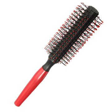Hair Curly Comb Perawatan Rambut Curl Styler Rs 4 hairdressing comb roller brush hair curly combs at banggood