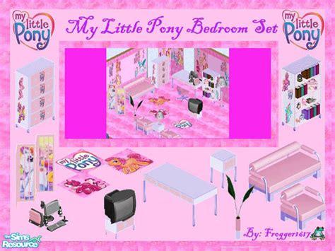 my little pony bedroom set frogger1617 s my little pony bedroom set