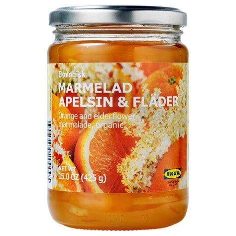 Jam Ikea jams sauces condiments ikea