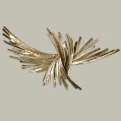Metal Wall Decor And Sculptures by Infinity Gold Metal Wall Sculpture