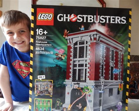 lego ghostbusters house lego ghostbusters ecto 1 ecto 2