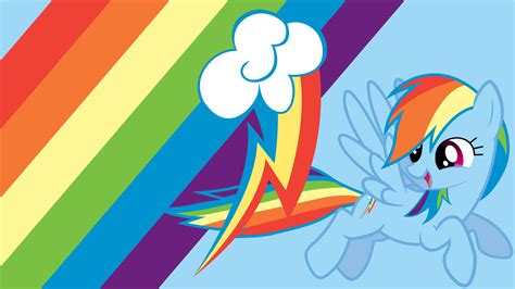 Wallpeper by Photo Collection German Rainbow Dash Wallpaper