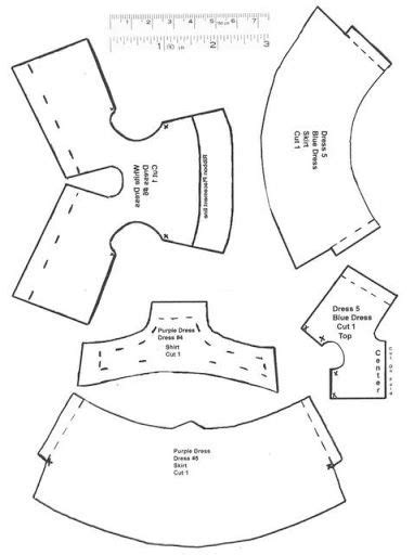 lottie doll clothes pattern 1162 best bendies images on