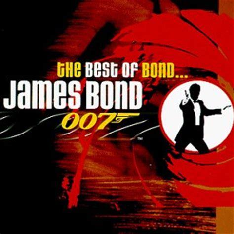 best james bond music various artists the best of bond james bond