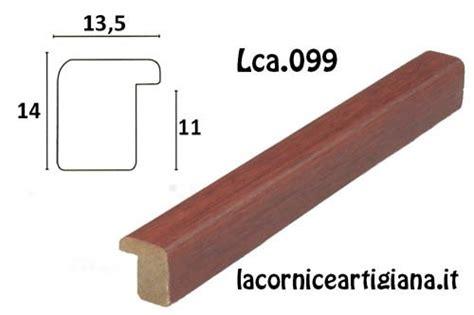 cornice 35x50 cornice bomberino mogano opaco 35x50 lca 099 la cornice