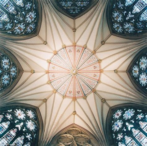 cathedral ceilings pictures the amazing kaleidoscopic world of gothic cathedral